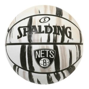 SPALDING バスケットボール バスケットボール 7号 84-126Z ネッツ マーブル ラバー 7号球  (SP)|fieldboss