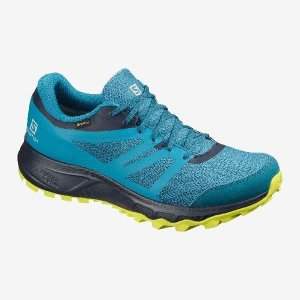 ランニングシューズ メンズ スニーカー メンズ 靴 メンズ TRAILSTER 2 GTX LYONS BL/NAVY BLAZER/EVENING PRIMROSE  (SAM)|fieldboss