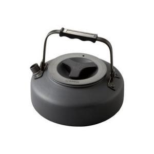 LOGOSザ・ケトル (HN117019/81210301) ケトル 小型 コンパクト 湯沸かし器 ポット キャンプ用 アルミ製 ポット(QBJ37)|fieldboss