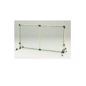 軽量テニスフェンス(キャスター付)D-272 特殊送料:ランク(J-1)(DAN)(QBJ37)