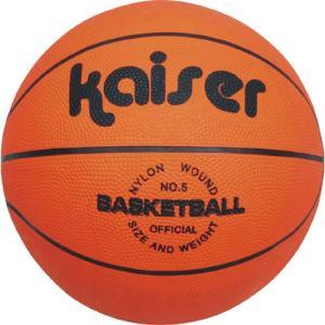 キャンパス バスケットボール 5号 (KA189487/KW-492)バスケットボール ゴムボール 練習球 5号球 廉価 安価 バスケ ボール バスケット(QBJ37)|fieldboss
