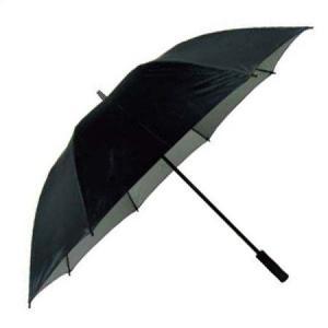 傘 日傘 晴雨兼用 パラソル 日よけ アンブレラ 軽量 UVカット 紫外線カット スポーツ観戦用 ブラック ( AP212778 / UD-0008 )|fieldboss