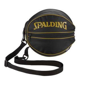 バスケ スポルディング バスケットボールボールバック ゴールド (SP213079 49-001GD)QBI07(QBJ37)|fieldboss