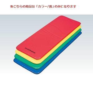 ストレッチマット150(黄) (JS83996/ETB238)(分類:体操マット 体育マット マット トレーニングマット)(QBG41)