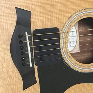 fieldlabo サウンドホールカバー ギター 弱音器 ミュート 消音 夜間練習 アコギ エレアコ...