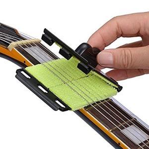 ギター ベース 弦 フレット クリーナー 弦楽器のお手入れ