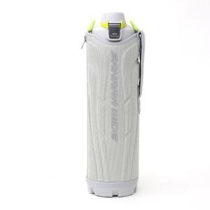 タイガー 水筒  ステンレス スポーツ 1.5L ボトル MME D150K ポーチ付き グレー  ...