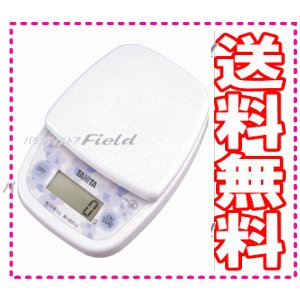 送料無料定形外郵便  TANITA タニタ デジタルお料理はかり KD-179 BL|fieldstore