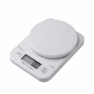 タニタ 送料無料メール便 TANITA デジタルお料理はかり KF-100 ホワイト0表示機能:差引、追加もカンタン計量|fieldstore|02