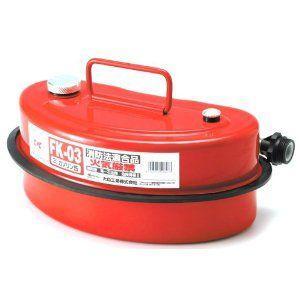 メルテック 3L ガソリン缶  FK-03 fieldstore