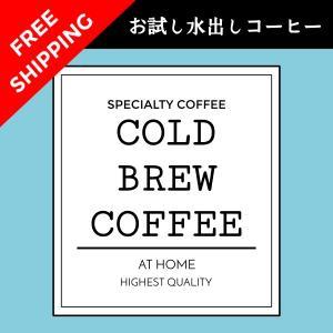 お試し 水出しコーヒーバッグ ポストへお届け送料無料 内容量:コーヒーバッグ 40g×1袋 1袋でお...