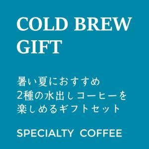 水出しコーヒーバッグギフトセット 2銘柄 送料無料 お届け日時指定可 (北海道への配送については65...