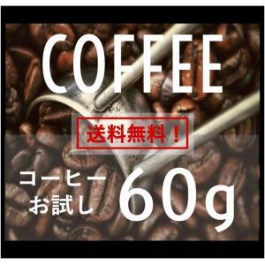 コーヒー豆  お試し 60g スペシャルティコーヒー 自家焙...