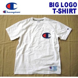 Champion/チャンピオン 【ビッグロゴ刺繍・Tシャツ】 BIG LOGO T-SHIRT C3...