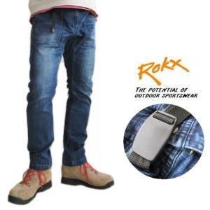 ROKX /ロックス【デニムファティーグパンツ】DENIM FATIGUE PANT ストレッチデニ...