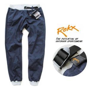 ROKX /ロックス【エムジーウッドパンツ】MG WOOD PANT リブクライミングパンツ RXM...