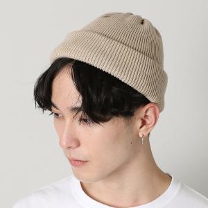 クレプスキュール crepuscule 帽子 ニットキャップ knit cap 2 1901-009 メンズ キャップ|figure-corners