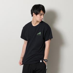 マジックスティック MAGIC STICK ロゴTシャツ AGS LOGO TEE - 19FW-MS7-011 メンズ カットソー 半袖|figure-corners