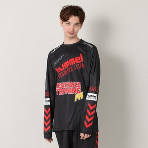 【30%OFF・セール】ウィリー チャバリア WILLY CHAVARRIA HML WILLY KARLSEN JERSEY LS 204-010 ジャージー メンズ トップス|figure-corners