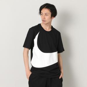 ナイキ NIKE スポーツウェア スウッシュ Tシャツ HBR SWOOSH S/S T-SHIRT 1 AR5192-010 メンズ カットソー|figure-corners