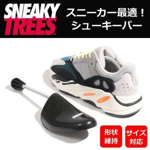 スニーキー SNEAKY TREES D0040009 シューツリー シューキーパー スニーカー 靴の型崩れ防止 靴ケア用品 シューケア プラ製|figure-corners
