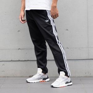 【ポイント5倍】アディダス adidas  スリーストライプ パンツ 3 STRIPES OPEN PANTS - DY7450 メンズ パンツ figure-corners