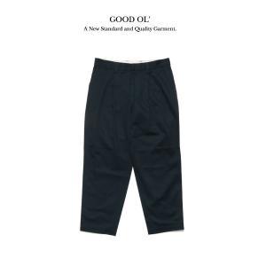【40%OFF・セール】グッドオル GOOD OL' パンツ LINE UNKLE ライン アンクル PANTS G-23008 9分丈|figure-corners