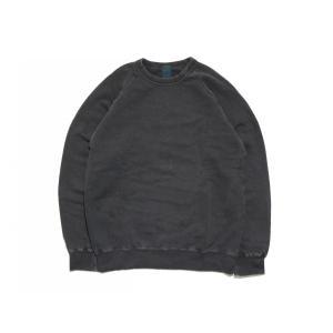【ポイント10倍】グッドオン GOOD ON RAGLAN CREW SWEAT GOBW-101 メンズ ラグランクルースウェットシャツ|figure-corners
