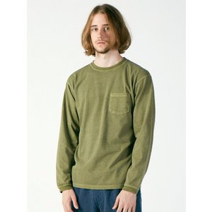 【ポイント10倍】グッドオン GOOD ON Tシャツ L/S POCKET T-SHIRTS GOLT1306P ロングTシャツ ポケット|figure-corners