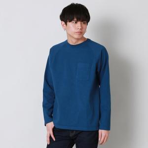 グッドオン GOOD ON ラグラン ポケット Tシャツ HVY JERSEY LS TAGLAN PKT TEE - GOLT1805 メンズ トップス|figure-corners
