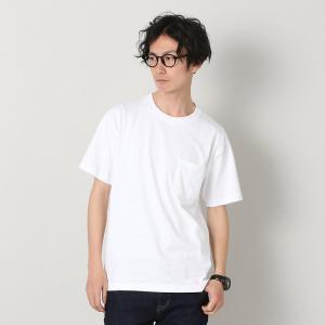 ヘインズ HANES Tシャツ ビーフィー BEEFY ポケット POCKET T-SHIRT H5190 メンズ カットソー|figure-corners