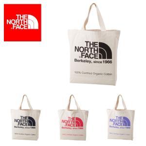 ザ ノースフェイス THE NORTH FACE バッグ オーガニック コットン トート Organic Cotton Tote NM81616|figure-corners