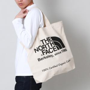 ザ ノースフェイス THE NORTH FACE TNF オーガニック コットン トートTNF Organic Cotton Tote - NM81908 メンズ レディース バック|figure-corners