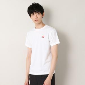 ザノースフェイス THE NORTH FACE Tシャツ ショート スリーブ スモールボックスロゴティー S/S Small Box Logo Tee  NT31955 メンズ カットソー|figure-corners