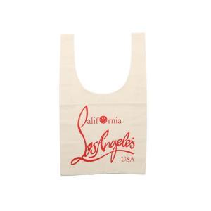 セカンド ラボ SECOND LAB バッグ LOS ANGELES SHOP BAG|figure-corners
