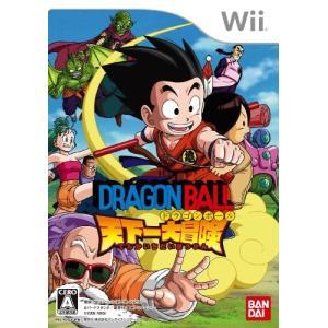 ドラゴンボール 天下一大冒険 - Wii|fiinet