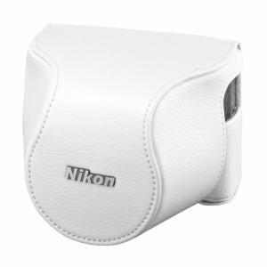 Nikon 一眼カメラケース CB-N2210SA  ホワイト CBN2210SAWH fiinet