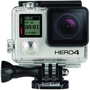 【国内正規品】 GoPro ウェアラブルカメラ HERO4 ブラックエディション アドベンチャー CHDHX-401-JP fiinet