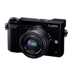 パナソニック ミラーレス一眼カメラ ルミックス GX7MK2 単焦点ライカDGレンズキット ブラック DMC-GX7MK2LK fiinet