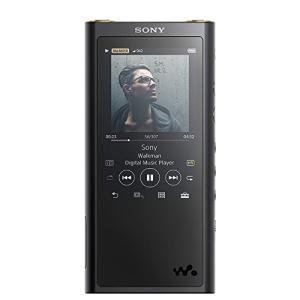 ソニー SONY ウォークマン ZXシリーズ 64GB NW-ZX300 : Bluetooth/microSD/Φ4.4mmバランス接続/ハイレゾ対応 最大26時間連続再生 2017年モデル ブラック NW-ZX3|fiinet