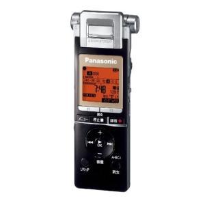 パナソニック ICレコーダー 4GB ブラック RR-XS700-K|fiinet