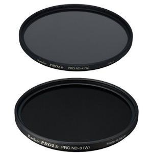 Kenko カメラ用フィルター PRO1D プロND4 (W) +プロND8 (W) 2枚セット49...