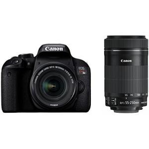 Canon デジタル一眼レフカメラ EOS Kiss X9i ダブルズームキット EF-S18-55...