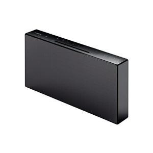 ソニー SONY マルチコネクトコンポ CMT-X3CD : Bluetooth/FM/AM/ワイドFM対応 ブラック CMT-X3CD B|fiinet