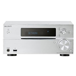 ソニー SONY マルチオーディオCDプレーヤー MAP-S1 : Bluetooth/Wi-Fi/AirPlay/FM/AM/ワイドFM/ハイレゾ対応 シルバー MAP-S1 S|fiinet