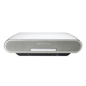パナソニック ミニコンポ ハイレゾ音源対応 Wifi/Bluetooth対応 ホワイト SC-RS75-W|fiinet