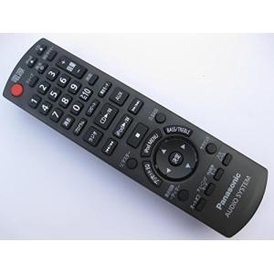 Panasonic コンパクトステレオシステム用リモコン N2QAYB000524|fiinet