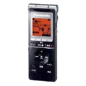 パナソニック ICレコーダー 4GB ブラック RR-XS450-K|fiinet