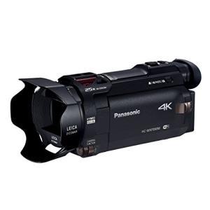パナソニック デジタル4Kビデオカメラ WXF990M 64GB ワイプ撮り あとから補正 ブラック HC-WXF990M-K fiinet