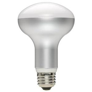 YAZAWA(ヤザワ) φ80mm調光対応レフ形LED電球 口金E26 LDR10LHD(電球色相当)|fiinet